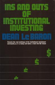 Ins and Outs of Institutional Investing