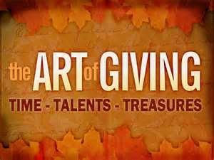 Take/Give